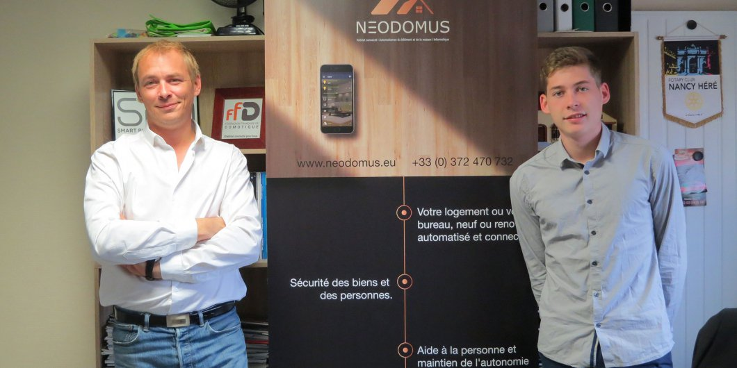 Romain COURRIER, NEODOMUS Solutions